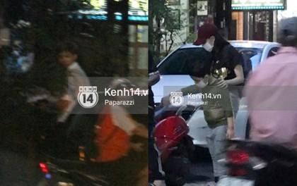 """Cập nhật giữa tâm bão: Tim """"tậu"""" xe hơi mới trong lúc Trương Quỳnh Anh đưa con trai đi học bằng xe máy"""