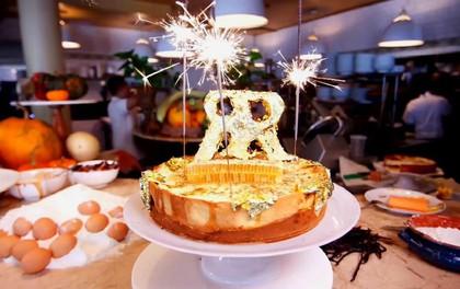 Trông thì bình thường nhưng chiếc bánh phô mai này có giá bằng tận 5 chiếc iPhone X