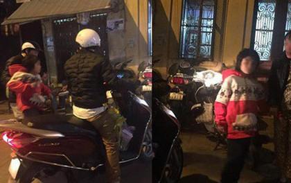"""Hành trình chạy trốn khỏi """"ngục tù"""" của bé trai 10 tuổi nghi bị bố và mẹ kế bạo hành ở Hà Nội"""