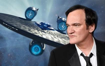 """Quentin Tarantino sẽ thực hiện một phần phim """"Star Trek"""" có dán nhãn R"""