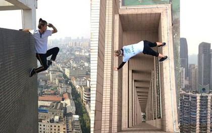 Thanh niên nổi tiếng trên MXH Trung Quốc vì không sợ chết vừa qua đời, nghi là ngã từ trên cao xuống