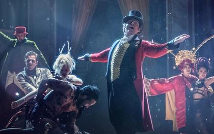 Kiệt tác 7 năm thai nghén The Greatest Showman nhận 3 đề cử Quả Cầu Vàng