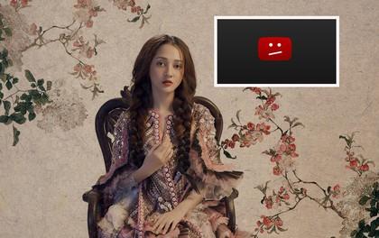 """Bảo Anh mua bản quyền 100 triệu đồng, cứu an toàn MV """"Sống xa anh chẳng dễ dàng"""" trên Youtube"""