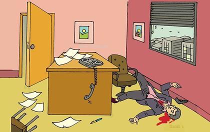 Thử tài phá án tìm ra nguyên nhân chết của người đàn ông để xem bạn có tố chất làm thám tử không