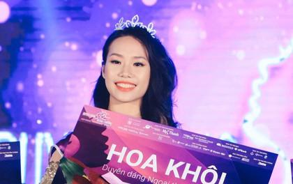 """Đêm Chung kết Beauty and Charm 2017: Ngoại thương đúng là """"ngôi trường của các hoa hậu"""" rồi!"""