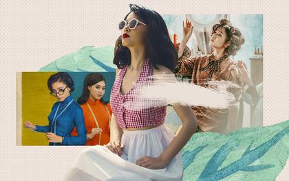 Nói không ngoa, 2017 chính là năm phong cách Retro lên ngôi ở cả MV lẫn phim Việt