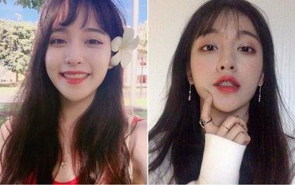 Không thích sao được khi có cô bạn Hàn Quốc xinh vừa giống Hani, lại giống cả Yeri đến vậy!