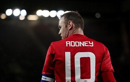 Rooney, kẻ vô duyên với derby nước Anh