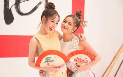 """Hoàng Thùy Linh, Chi Pu xinh """"rụng rời"""" trong MV nhạc Xuân"""