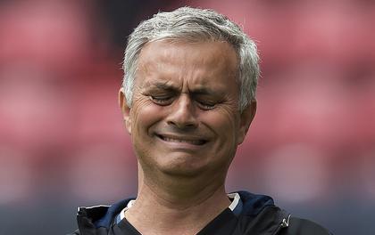 Mourinho, bây giờ ông là người đặc biệt hay người đau khổ?
