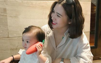 """Heo Mi Nhon - từ hot teen đình đám đến mẹ """"bỉm sữa"""" hot nhất MXH"""