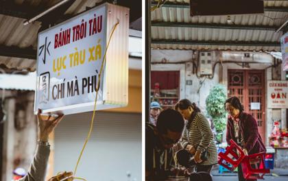 Bánh trôi tàu Phạm Bằng vừa mở lại đã hết sạch hàng sau hơn 3 tiếng - khách ăn thử nói gì