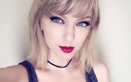 Cô gái này giống Taylor Swift còn hơn cả... Taylor Swift thật