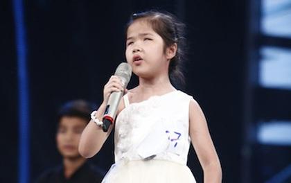 Isaac, Bích Phương kìm nén nước mắt khi nghe phần thi của cô bé khiếm thị