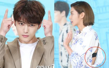 Jaejoong trở lại điển trai như hoàng tử, UEE diện váy rách gây khó hiểu