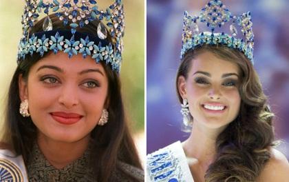 Nhan sắc tựa nữ thần của Top 15 Hoa hậu Thế giới đẹp nhất mọi thời đại