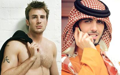 """Top 10 người đàn ông đẹp trai nhất thế giới: Bạn """"mê mệt"""" vẻ quyến rũ của ai nhất?"""