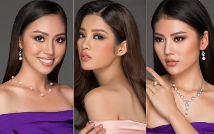 """3 người đẹp """"The Face"""" có chung 1 điểm yếu tại """"Hoa hậu Hoàn vũ VN"""", và đó là..."""
