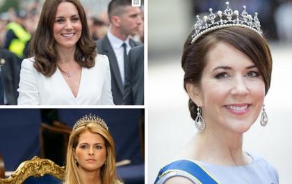 Chân dung 12 nhân vật hoàng gia quyến rũ bậc nhất thế giới: Đã giàu có, quyền lực còn đẹp xuất sắc