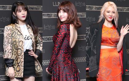 Mỹ nhân body đẹp nhất Kpop gây xôn xao với dáng vẻ sexy mới, đọ sắc Hyoyeon sang chảnh tại sự kiện