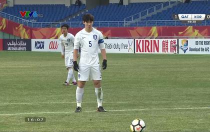 Đội trưởng sút hỏng phạt đền, Hàn Quốc ngậm ngùi đứng thứ tư giải U23 châu Á