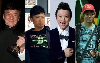 """6 ngôi sao Hoa Ngữ chẳng là """"soái ca"""" mà vẫn có triệu fan nữ hâm mộ!"""