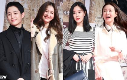 Sự kiện hội tụ gần 40 ngôi sao: Hyomin và Jaekyung chiếm hết spotlight, nam phụ Jung Hae In quá điển trai