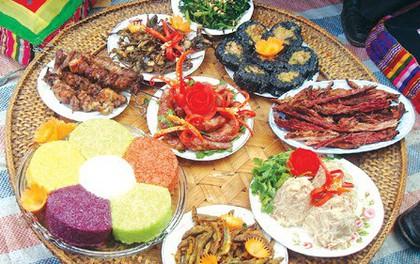 Cũng ăn Tết Nguyên Đán, nhưng các dân tộc vùng núi có những món vô cùng đặc sắc và lạ lẫm