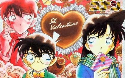 Trải qua 1008 chương truyện, thám tử lừng danh Conan đã kịp ăn tới... 3 mùa Valentine mà vẫn chưa lên lớp Hai