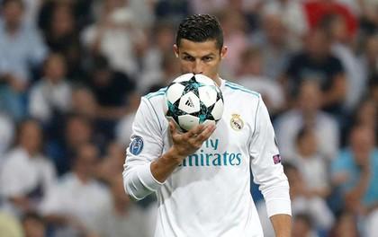 """Vượt qua PSG, Ronaldo chỉ còn """"sợ nhất"""" Barcelona ở Champions League"""