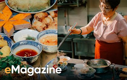 Chuyện nghệ nhân ẩm thực đãi tiệc 21 nguyên thủ quốc gia APEC bằng tinh tuý món ăn Việt Nam