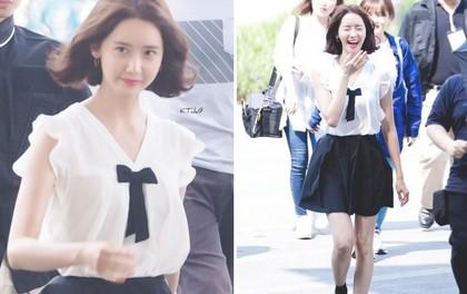 Xinh đẹp là thế, nhưng vì nhược điểm này mà Yoona nên tránh xa những kiểu váy ngắn