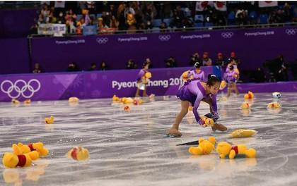 """Đằng sau """"sự cố gấu Pooh"""" của người Nhật ở Pyeongchang"""