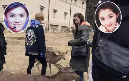 Sợ độ cao và máy bay, nhưng vì tình yêu, Luhan vẫn chiều lòng bạn gái đi du lịch Nhật Bản
