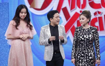 """Lê Giang tái xuất """"lầy lội"""" trên truyền hình và tìm ra """"đối thủ xứng tầm"""""""