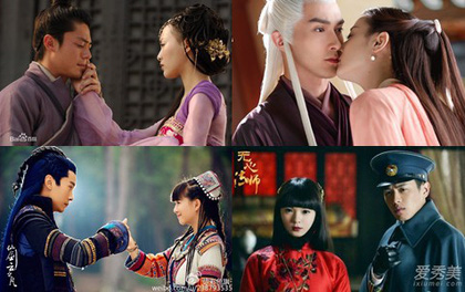 8 cặp đôi phụ được khán giả hết lòng yêu thương trên màn ảnh Hoa Ngữ