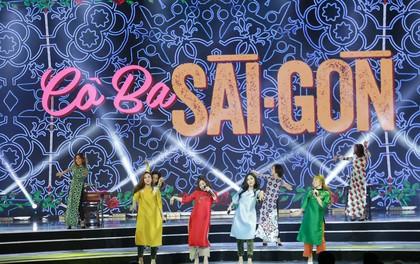 """Lip B khéo léo xử lý sự cố, cùng Only C và Lou Hoàng đem mash-up nhạc phim triệu view """"đốt cháy"""" sân khấu Gala WeChoice Awards 2017"""