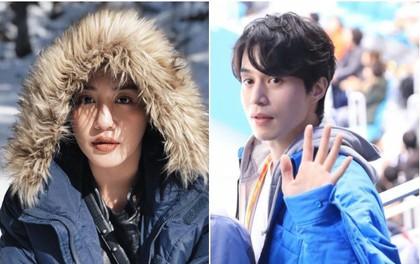 """Văn Mai Hương """"phát cuồng"""" vì độ điển trai của Lee Dong Wook trong buổi fan-meeting tại Hàn Quốc"""