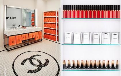 """Chanel Beauty House: thiên đường """"sống ảo"""" mà tín đồ làm đẹp phù phiếm nào cũng muốn bước chân vào"""