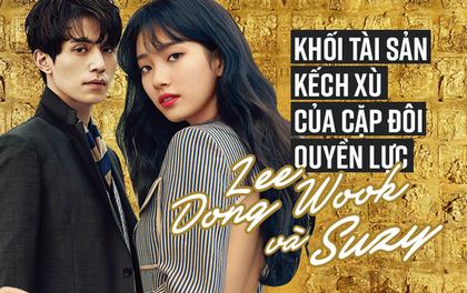 Tài sản kếch xù của cặp đôi quyền lực Suzy và Lee Dong Wook: Khi nữ đại gia trẻ tuổi gặp tài tử kín tiếng về tiền bạc