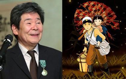 """Vĩnh biệt Isao Takahata - đồng sáng lập xưởng phim hoạt hình nổi tiếng Ghibli Studio và đạo diễn bộ phim """"Mộ đom đóm"""""""