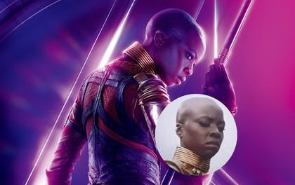 """""""Infinity War"""" khiến fan khoái chí vì biểu cảm """"mean vô cực"""" của chị đẹp Okoye!"""