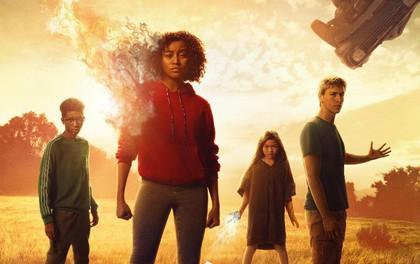 The Darkest Minds - Sau Maze Runner, đừng bỏ lỡ bom tấn giải trí mới dành cho giới trẻ