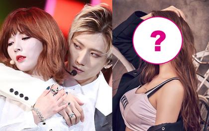 Thuyền bộ đôi Trouble Maker chính thức lật, vì mỹ nhân Hyunseung xác nhận hẹn hò không phải là Hyuna