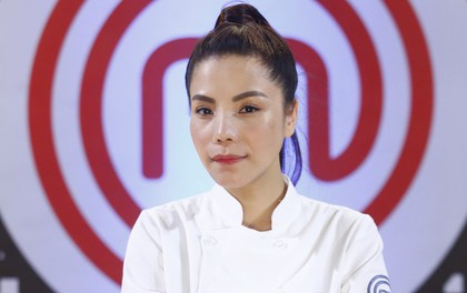 """Kiwi Ngô Mai Trang lên ngôi Quán quân """"Vua đầu bếp: Người nổi tiếng"""""""