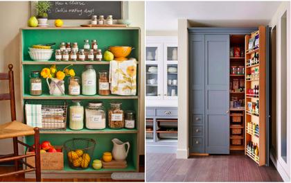 Gợi ý 12 mẹo nhỏ giúp cho căn bếp nhà bạn trở nên gọn gàng hơn