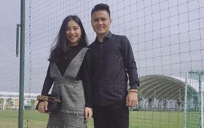 Quang Hải đăng ảnh nhớ người yêu 1 ngày trước khi ghi bàn thắng lịch sử