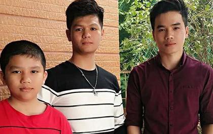 Món quà Giáng sinh muộn và câu chuyện cảm động của 3 anh em cùng cha khác mẹ