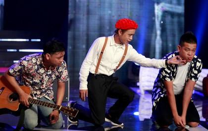 Cười xuyên Việt: Nhóm Những Chàng Trai gây bất ngờ với hài kịch kinh dị kết hợp Bolero