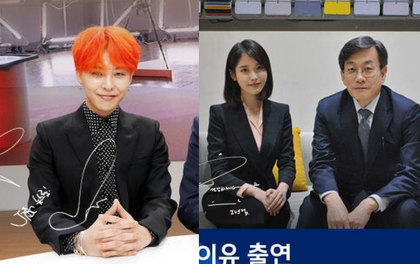 Giữa dàn thần tượng Kpop quyền lực, G-Dragon và IU được đánh giá là đẳng cấp khác hẳn vì lý do này